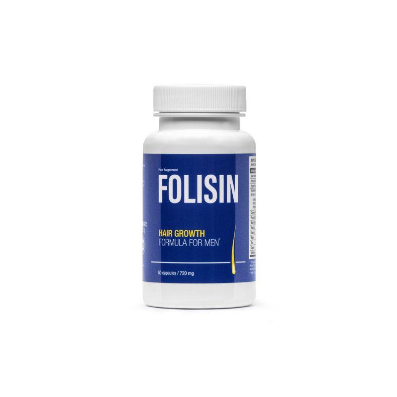 Folisin integratore per ridurre la perdita di capelli